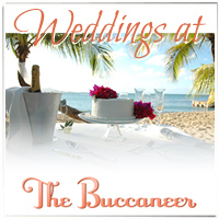 Weddings at The Buccaneer St. Croix